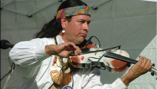 Arvel Bird is a classically trained violinist who performs and records in a number of genres including blues, jazz, bluegrass, Celtic, Cajun, Western swing, American roots, and Native music.
