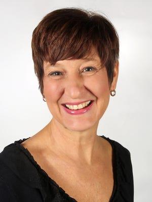The News-Press Executive Editor Cindy McCurry-Ross