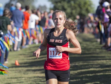 Rio Rico senior Allie Schadler hopes to bounce back from New Balance Indoor nationals with a stronger performance against Brie Oakley in Chandler next week.
