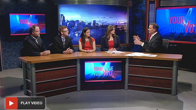 SJ reporter Anna Staver appears on KATU's 'Your Voice, Your Vote'.