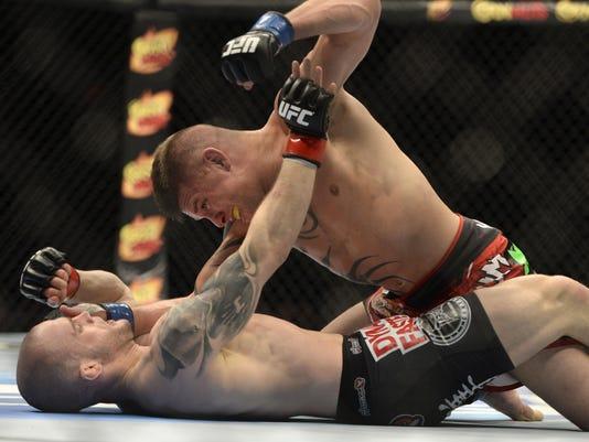 MMA: TUF Nations-Canada vs Australia Finale