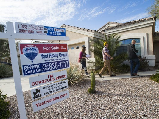 Arizona home sales