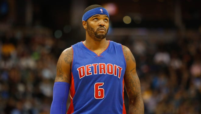 Josh Smith is an unrestricted free agent after the Pistons waived him.