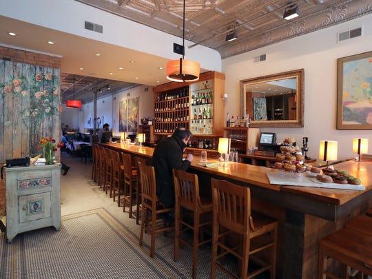 Swoon Kitchenbar has New American cuisine in a brasserie setting on Warren Street in Hudson, as seen March 5, 2017.