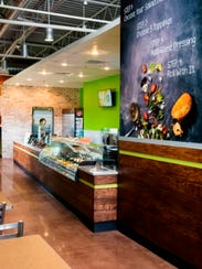 Saladworks specializes in signature and made-to-order