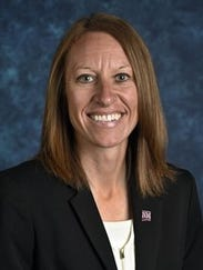 New Mexico State's Brooke Atkinson was named Western Athletic Conference Women's Basketball Coach of the Year on Monday.