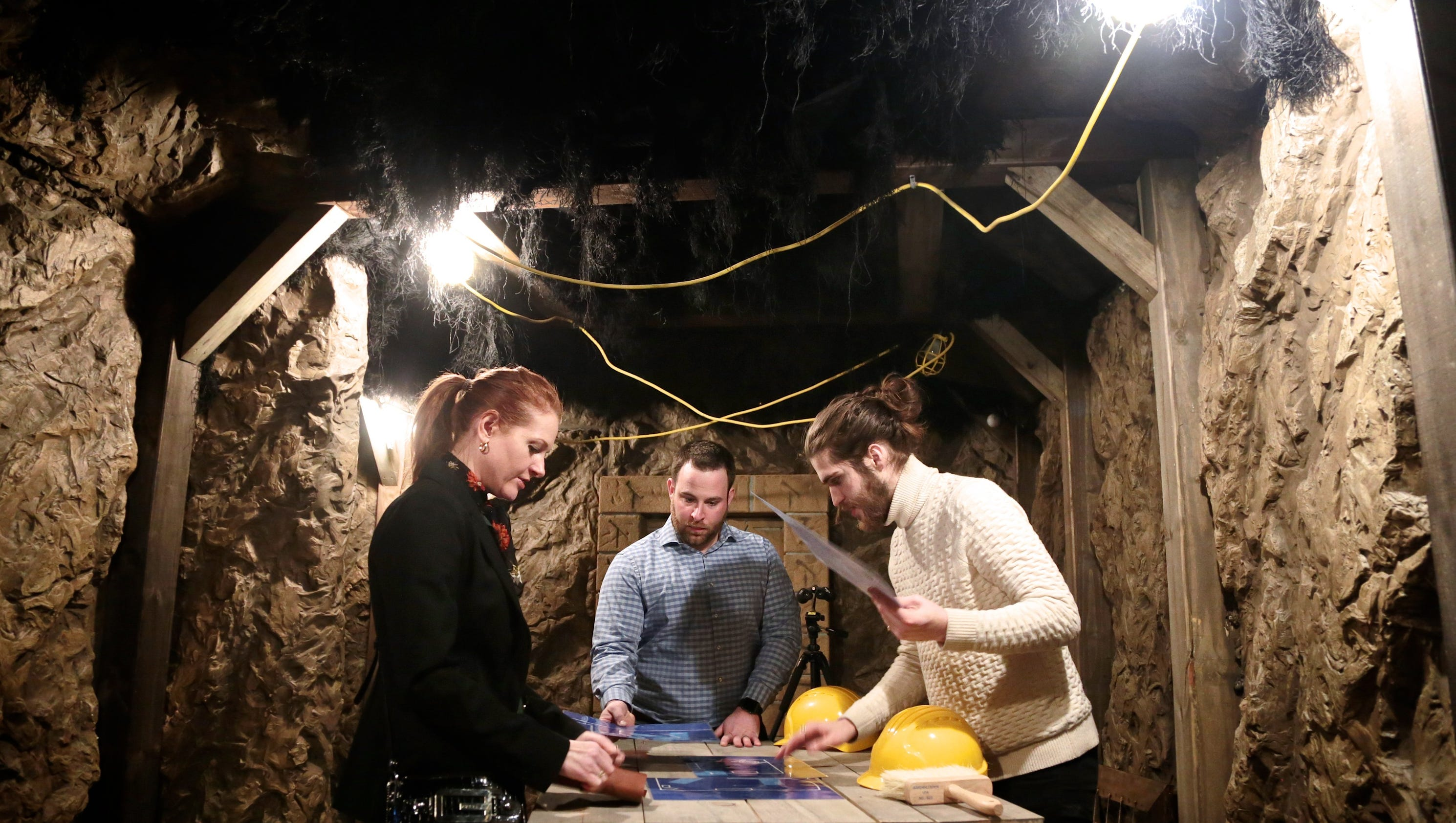 Real Life Room Escape Trend Arrives In Detroit