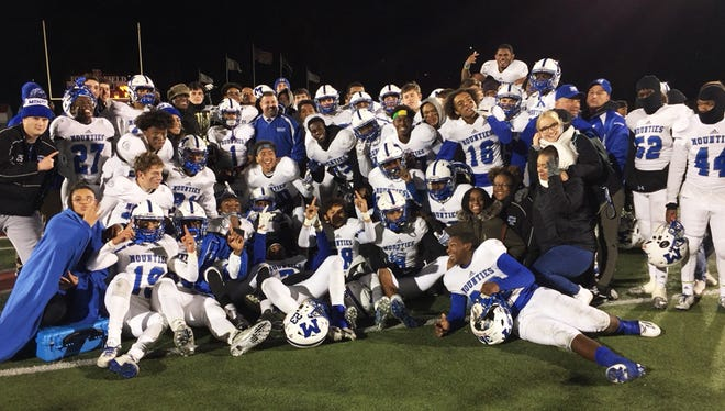 Montclair topped Bloomfield, 49-13, in the final Thanksgiving-week game between the teams.