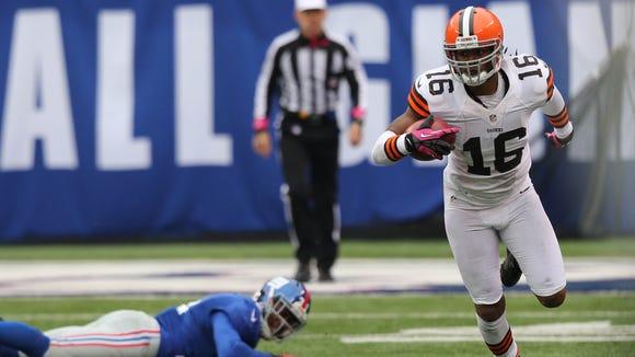 Will Josh Cribbs do more than return kicks for the Colts?