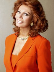A Captivating Evening with Sophia Loren is set for