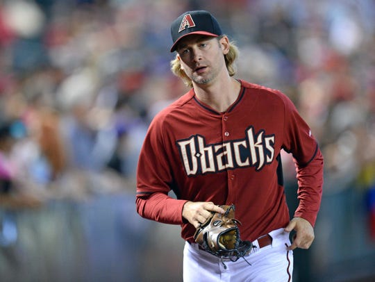 A former personal assistant for Bronson Arroyo fraudulently