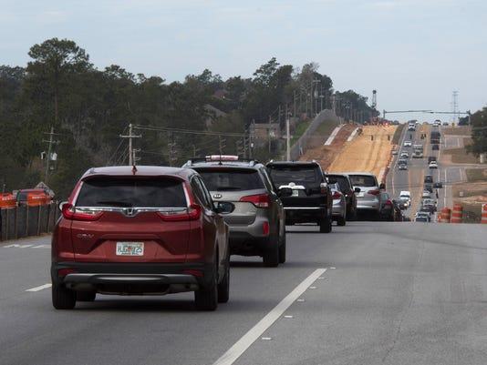 Navy Federal Traffic