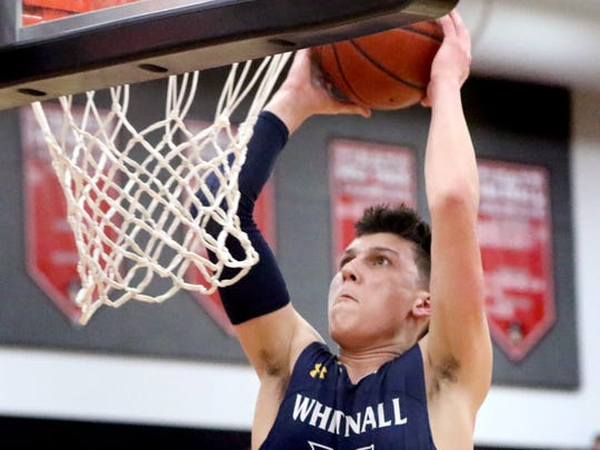 Whitnall's Tyler Herro scored more than 2,000 points in his career after averaging 32.9 points per game his senior year.