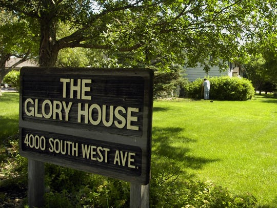 Glory House in Sioux Falls.(Elisha Page/Argus Leader)