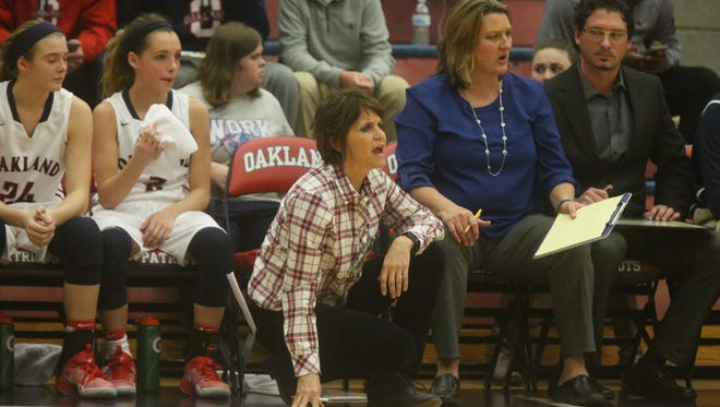 Coach Jennifer Grandstaff and the Oakland girls basketball program will forfeit all of its 18 wins after violating a TSSAA rule of using an ineligible player this season.