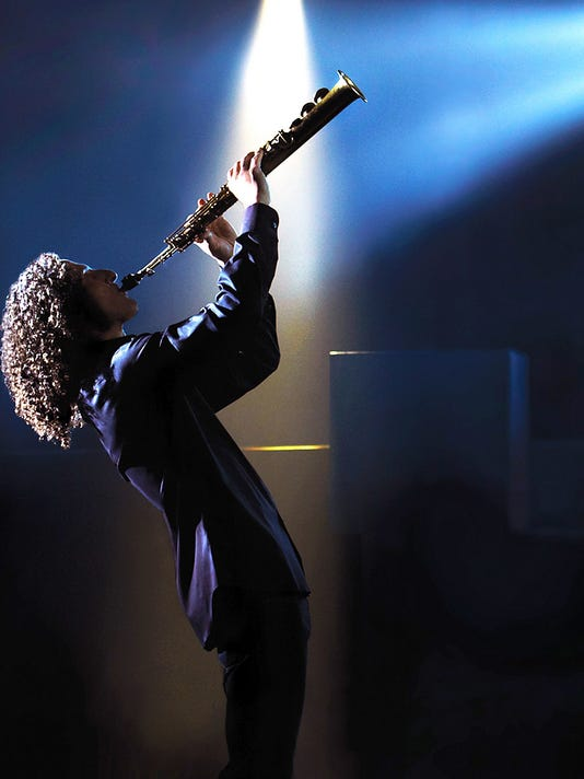 Kenny G will perform at the Strand-Capitol Performing Arts Center in York.