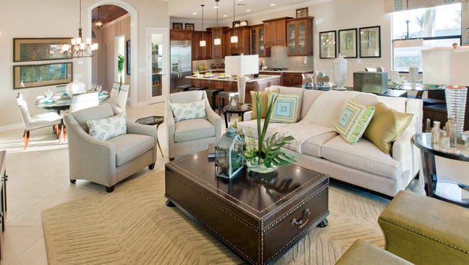The Massiano is a model similar to those that will be available in Palazzo at Naples.