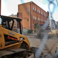 Completion of construction on Second Street has been delayed until Feb. 24.