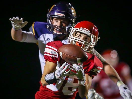 Iowa High School Football Scores For Week 6