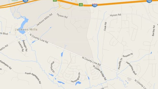 Ocean County plans to spend $2.6 million replacing a bridge and a culvert in Jackson Township this summer.