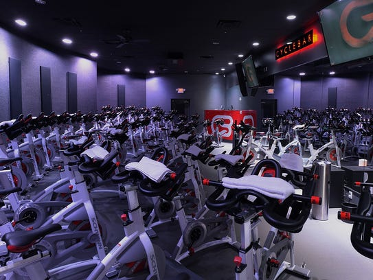 Indoor cycling studio CycleBar is now open at 1004