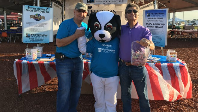 Fetterman & Associates will be at the St. Lucie County Fair.