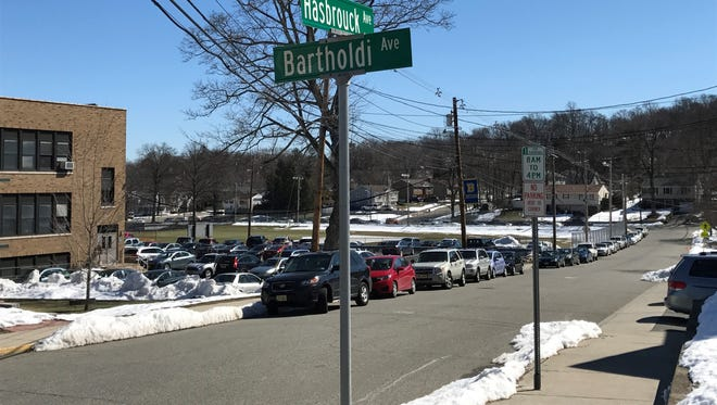 Butler will replace a water main at Bartholdi and Hasbrouck avenues using an $80,0000 Community Block Development Grant.