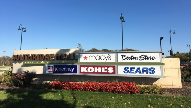 Sears is closing its store at Southridge Mall.