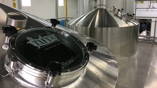 Brewing is already being done at Taft's Brewing Company in Spring Grove Village.