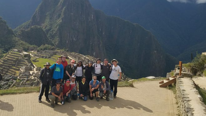 Eleven students and three chaperones from The Wardlaw-Hartridge School in Edison learned about culture, service and survival during an amazing experience on a two-week service learning trip to Peru.