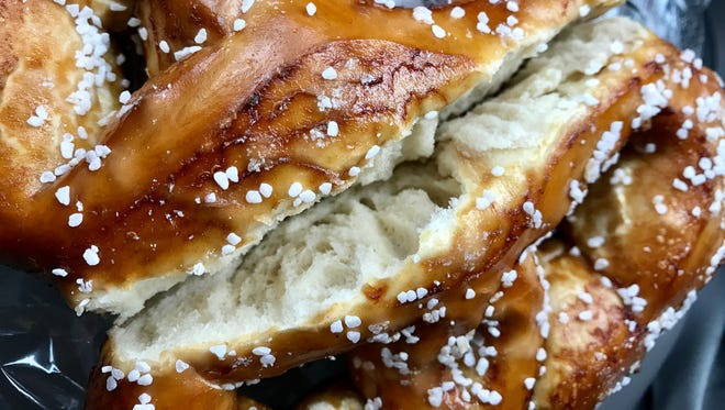 Pretzels are back at Wawa stores throughout Florida.