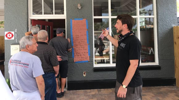 Fans of Cryderman's Barbecue in Cocoa Village know