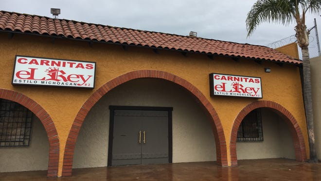 The owners of Yelp favorite Carnitas el Rey plan to open a second location in Oxnard.
