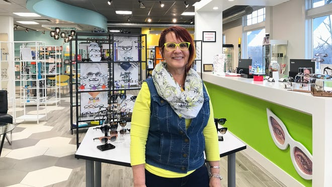 Paula Hornbeck, who owns Eye Candy and Eye Candy Kids in Delafield, plans to open a new Eye Candy designer eyewear store in Mequon this spring.