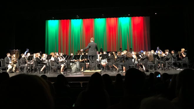 Fairview High School Concert Band