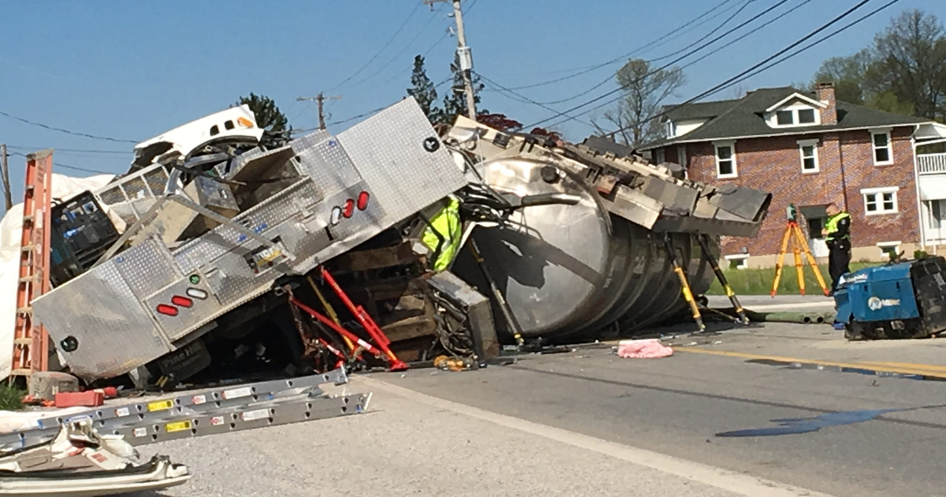 Coroner Ids 4 Killed In Paradise Twp Crash On Route 30