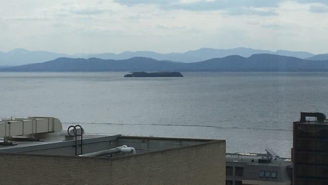 FILE: View of Burlington waterfront.