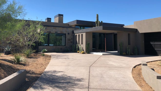 Robert Pulver,president of All-State Industries Inc., an Iowa manufacturing company, purchased through his trust this 5,652-square-foot house in Scottsdale's guard-gated community of Estancia.