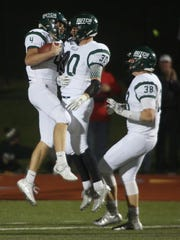 Senior quarterback Nick Finney and the rest of the Pella football team will play in the Class 3A state championship on Thursday night at the UNI-Dome in Cedar Falls. The Little Dutch beat Cedar Rapids Xavier, 34-30, on a last-second touchdown pass last Thursday night in the state semifinals.