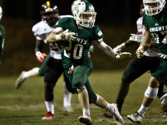 College Football --- College of the Redwoods @ Shasta College.