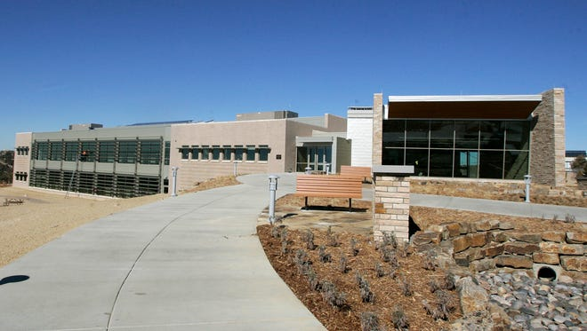 The Farmington Field Office of the Bureau of Land Management is pictured in February 2012. The federal agency is expected to release rules for wind and solar projects in the near future.