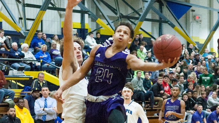Battle Creek area boys basketball stat leaders