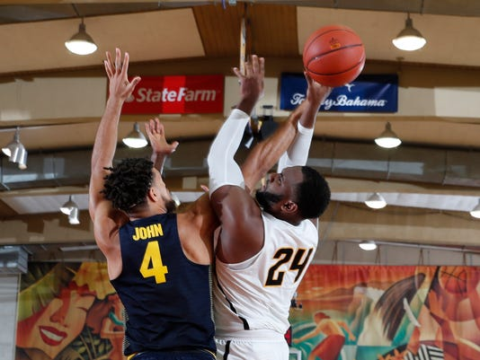 NCAA Basketball: Maui Invitational-Marquette at Wichita State