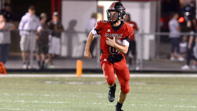 Houston Rogers and Pisgah open their 2016 season at home against North Buncombe on Aug. 19.