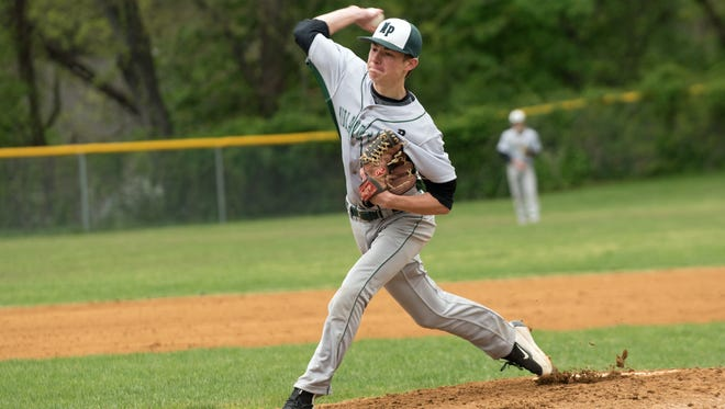 Midland Park senior Jake Kavanagh has pitched to a 1.33 ERA during the Panthers' 6-5 start.