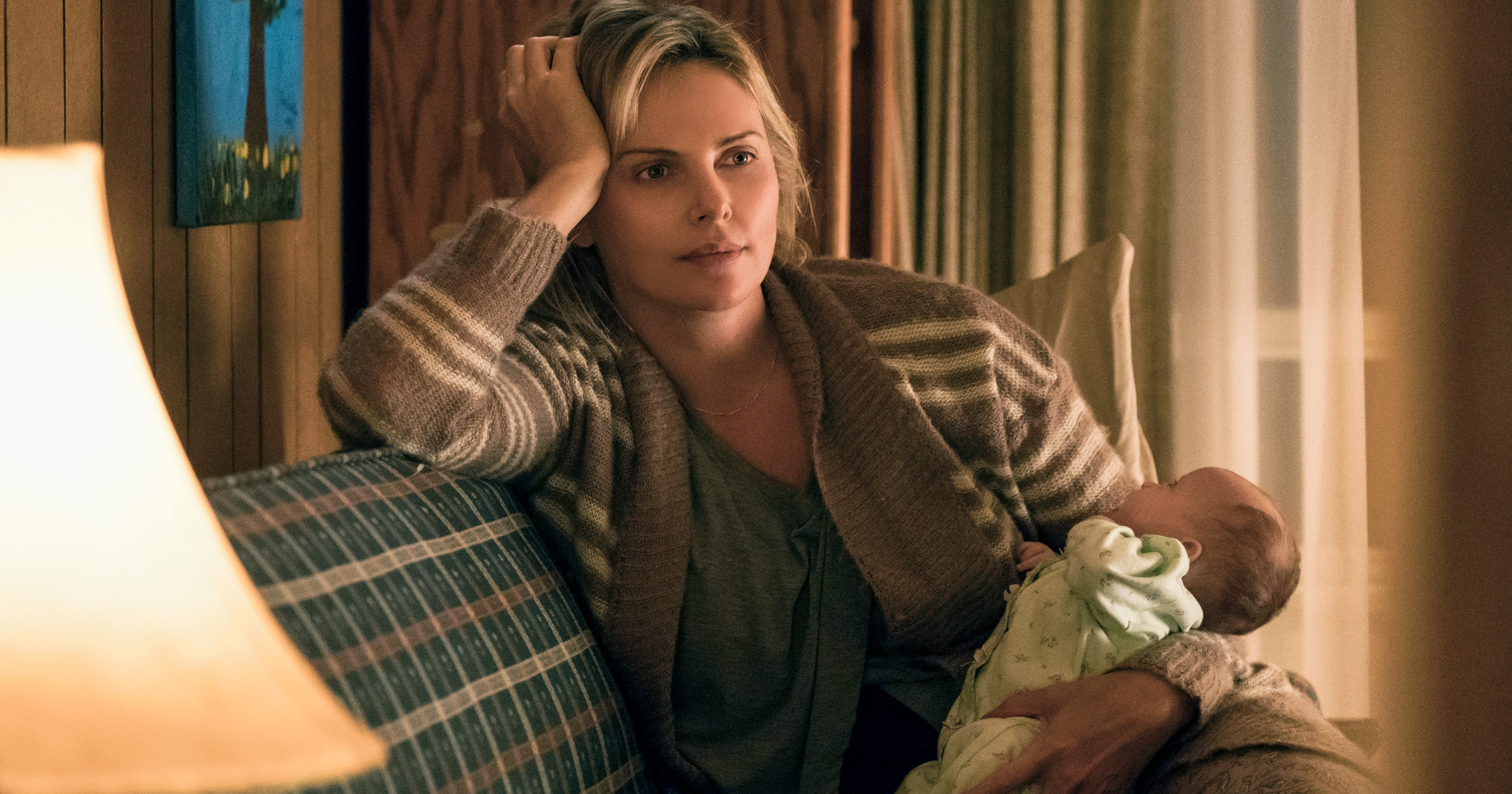 Charlize Theron Says Horror Of Motherhood Prepared Her For Tully
