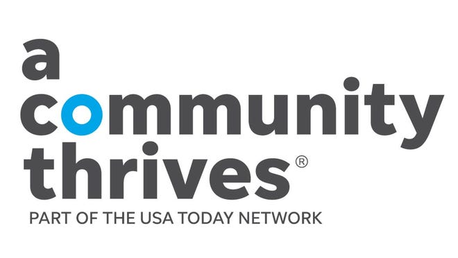 A Community Thrives is a national crowdfunding campaign sponsored by Gannett Media Corp. to support local nonprofit groups.
