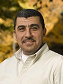 Sherif Elfass, president of Northern Nevada Muslim Community.