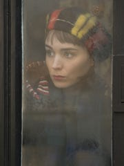 "Rooney Mara appears in a scene from ""Carol."""