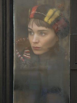 "Rooney Mara appears in a scene from ""Carol."""